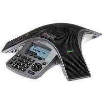 Telefone de Audioconferência Polycom - SoundStation IP 5000 com HD Voice