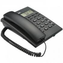 Telefone de Mesa Keo com ID K302 Preto - Intelbras - Intelbras