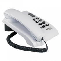 Telefone de Mesa Pleno com Chave Branco - Intelbras - Intelbras