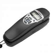 Telefone Gôndola com Fio ID Preto - Multitoc - Multitoc