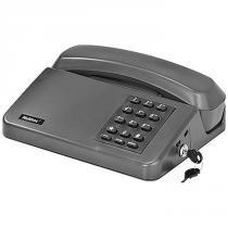 Telefone Padrão com Chave Grafite - Multitoc - Multitoc