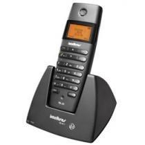 Telefone sem Fio Intelbras c/ Identificador - Viva-voz e Display Luminoso