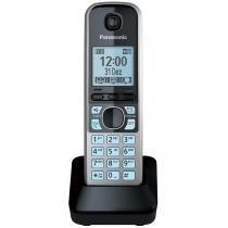 Telefone Sem Fio KXTGA671LBB Cinza - Panasonic - Panasonic