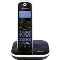 Telefone Sem Fio Motorola Expansível até 5 Ramais - Identificador de Chamadas Gate4500