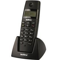 Telefone Sem Fio TS60C + Ramal Preto Combo - Intelbras - Intelbras