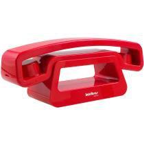Telefone sem Fio TS8120 Vermelho - Intelbras - Intelbras