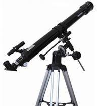 Telescópio Refrator Astronômico Greika 90070 EQ - com Tripé