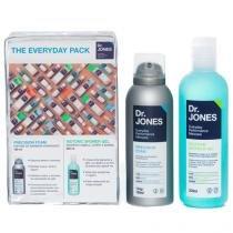The Everyday Pack Dr. Jones - Precision Foam + Isotonic Shower Gel - Kit - Dr.Jones