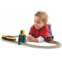 Thomas e Amigos Trackmaster Trem Petróleo - Mattel - Thomas e seus Amigos