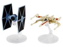 Tie Fighter vs. X-Wing Fighter Hot Weels Star Wars - Mattel