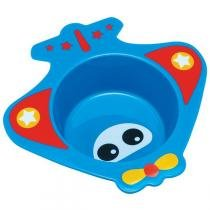 Tigela Infantil Funny Azul RK021 - Girotondo - Girotondo