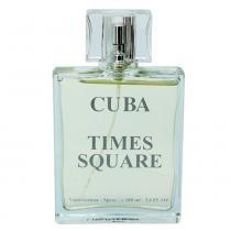 Times Square Deo Parfum Cuba Paris - Perfume Masculino - 100ml - Cuba Paris