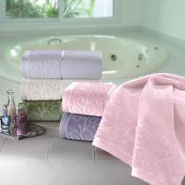 Toalha de Banho Unique Anette 500 gsm - Santista - Rose - Santista