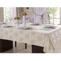 Toalha de Mesa Quadrada 148x148cm - Corttex Kitchen Lilly