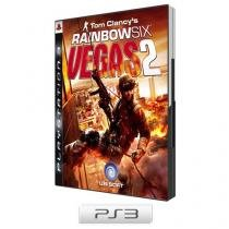 Tom Clancys Rainbow Six Vegas 2 para PS3 - Ubisoft