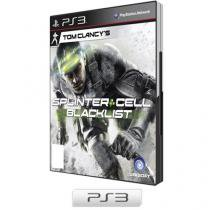 Tom Clancys Splinter Cell: Blacklist para PS3 - Ubisoft