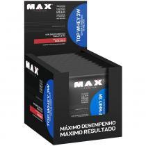 Top Whey 3W 15 Unidades de 40g - Max Titanium - Max Titanium