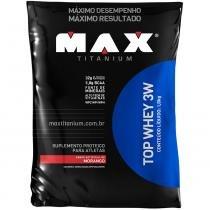 Top Whey 3W Refil 1,8kg - Max Titanium - Max Titanium