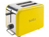 Torradeira Kenwood Amarelo kMix TTM020 - Função Descongelar