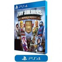 Toy Soldiers: War Chest Hall of Fame Edition - para PS4 - Ubisoft