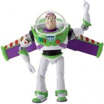 Toy Story 3 - Bonecos com Mecanismos Buzz Space Ranger Mattel