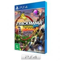 Trackmania Turbo para PS4 - Ubisoft