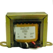 Transformador T10 Trafo para Linha De Áudio 70/210V 30865 - Frahm - NULL - Frahm