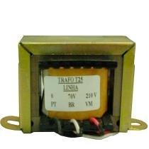 Transformador T25 Tronco para Linha De Áudio 70/210V 30857 - Frahm - NULL - Frahm
