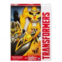 Transformers Boneco Titan Eletro Bumblebee - Hasbro - Transformers