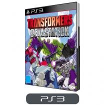 Transformers Devastation para PS3 - Activision