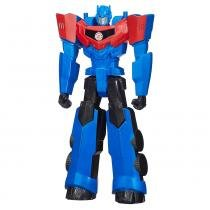Transformers Titan Hero Optimus Prime - Hasbro - hasbro