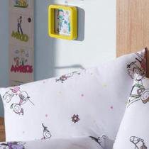 Travesseiro Altenburg Infantil Kids Malha - Altenburg - Menina Vida Saudável - Altenburg