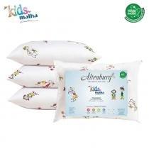 Travesseiro Altenburg Infantil Kids Malha - Altenburg - Meninas Patinação - 1676301 - Altenburg