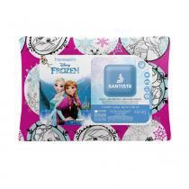 Travesseiro Estampado 45x65 cm Frozen Ice - Santista - Rosa - Santista