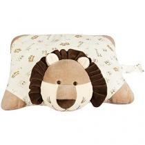 Travesseiro Leãozinho Simba - Anjos Baby