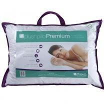 Travesseiro Plushpillo Premium Queen 50 X 70 cm Theva Copespuma - COPESPUMA