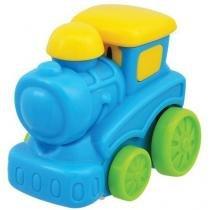 Trem Auto Zoom - Dican