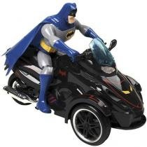 Triciclo de Controle Remoto Batman 7 Funções - Candide
