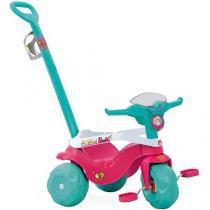 Triciclo Infantil Bandeirante - Barbie Motoban Passeio