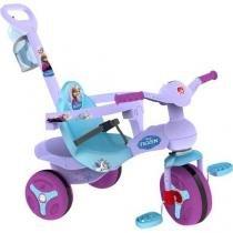 Triciclo Infantil Bandeirante Disney Frozen - Veloban Passeio