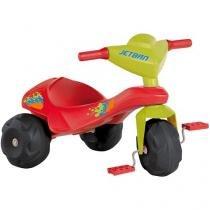 Triciclo Infantil Bandeirante - Jet Ban