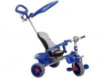 Triciclo Infantil Bandeirante Smart Comfort - Haste Removível Capota