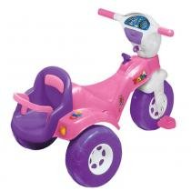 Triciclo Tico-Tico Baby com Cadeirinha para Boneca 3501 - Magic Toys - Magic Toys