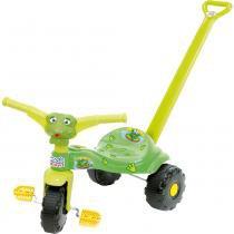Triciclo Tico-Tico Sapo Cururu com Haste 2550 - Magic Toys - Magic Toys