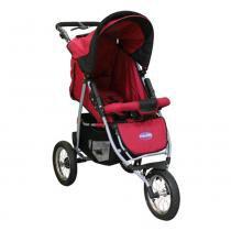 Triciclo Velloz Multi Posições Vermelho Prime Baby - Prime Baby