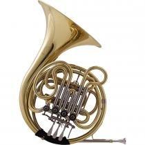 Trompa F/Bb HFH-600L Laqueado - Harmonics - Harmonics