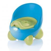 Troninho Infantil 2 Em 1 Learn Style Azul Multikids Baby - BB203 - MultikidsBaby