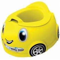 Troninho para Bebê Safety 1st Fast Car - Amarelo - Neutro - Neutro - Safety 1st