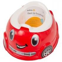 Troninho para Bebê Safety 1st Fast Car - Vermelho - Neutro - Neutro - Safety 1st