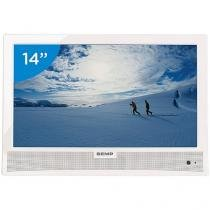 "TV LED 14"" Semp Toshiba LE1473(B)W - Conversor Digital 1 HDMI 1 USB"